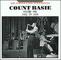 Count Basie : Vol 1, 1932 to 1938
